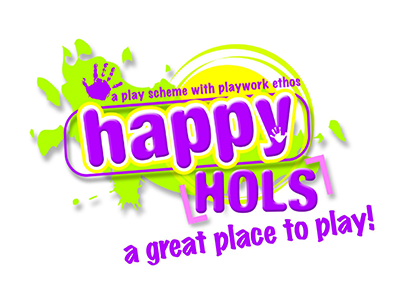 Happy Hols logo